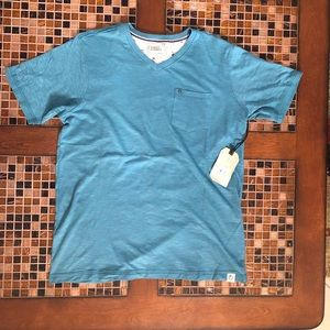 Free Planet Tee Shirt Large NWT